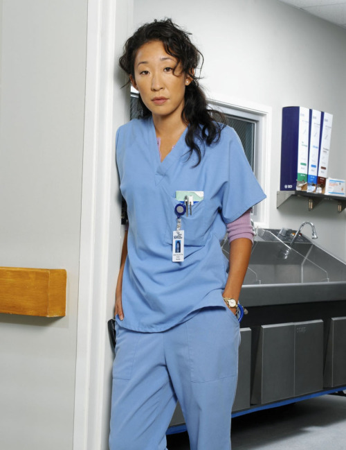 30 Days of TV Women Day Twenty-Seven: Favorite female from a medical or procedural show Christina Yang
