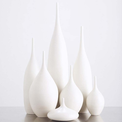 Sara Paloma: White Matte Bottle Collection