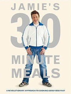 Jamie Oliver's 30 Minute Meals is the fastest selling Non-Fiction book OF ALL TIME. This is excellent news! Hopefully this means that the food revolution is alive and well amongst the masses!