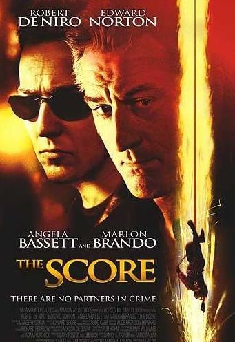 "The Score (2001) Heist films are a dime a dozen in today's world. Think of a scheme, get the crew, fool the players. The Score is one of the few that is actually pulled off quite well. To start off you've got a great cast of actors in Robert De Niro, Edward Norton and the mastful Marlon Brando. De Niro is a lifetime ""scorer"" who works under Marlon Brando. Through association De Niro is set up with Norton who is a low key rookie scorer. De Niro from the bat does not get along with Norton and he sees him as incompetent almost. Norton slowly has to gain De Niro's respect through the art of their work. Both De Niro and Norton are skilled very well in their fortes. This film also has a sense of human element involved in it i.e; relationships (De Niro and his girlfriend) De Niro views this heist as the last big score then he is done. Norton however is very young and greedy and is not about to give up that easily. Two scenes that stuck out in my mind the most were 1st off: the ""pool scene"" between De Niro and Brando. De Niro visits Brando at his house and Brando is lounging in an empty hot tub accompanied by an empty pool. I feel as though the empty pool resembles what Brando has now in his life. Emptiness at his old age. One day that pool was full of water, luscious women, etc. now it is just empty just like the life of Brando. Too old battered down to maintain anything. The other scene is when De Niro is parked in his car outside a bar watching people unload kegs of beer. He is on the phone with his girlfriend and you can feel the sense of distance between the two. While talking a keg falls down on the ground and explodes open slowly spitting out beer. This represents how De Niro's personal life is slowly crumbling and with one last mess up it will all spill out. The best acting in the film in my opinion goes to Norton. He is one of the most underrated actors of our generation. The second best hands down has to go to Brando. Simple phrases and situations are turned legendary by Brando. Great to see one of his last films encompass his true talent. The ending of the film is quite suspenseful at time. Minutes of silence accompanied by great subtext and directing. The writing of this film was excellent to contain such intricacies. Frank Oz did a wonderful job of directing this piece of work. He handled the star studded cast quite nicely. There are two twists to the end of the film that are executed well. I am a fan of the ending and think it couldn't of ended any other way. Do yourself a favor. Check out The Score. Rating: 8.5/10"