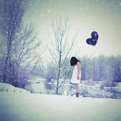 pulped:  Frozen soul (by Julie de Waroquier)