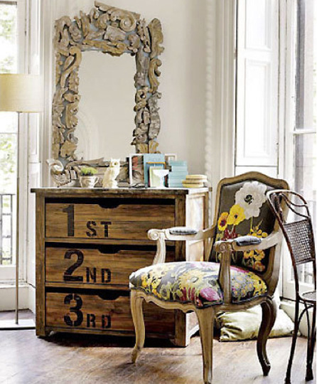 The Lovely Styling & Decorating of Anthropologie