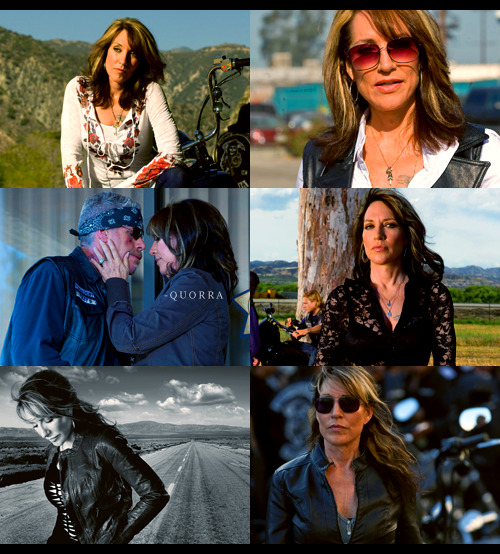 "court asked: favourite ""sons of anarchy"" character (1 of 2).  gemma teller-morrow"
