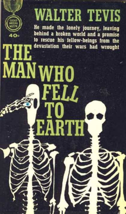Walter Tevis's The Man Who Fell to Earth…