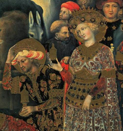 lorilynn15:  Gentile da Fabriano (c. 1370-1427): Adoration of the Magi