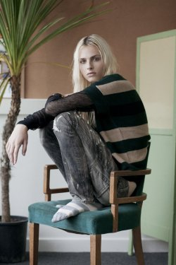 the stunningly beautiful #andrej pejić #fashion #photography