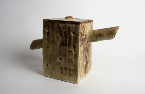 Celeste Bouvier: Abstract Cube Teapot