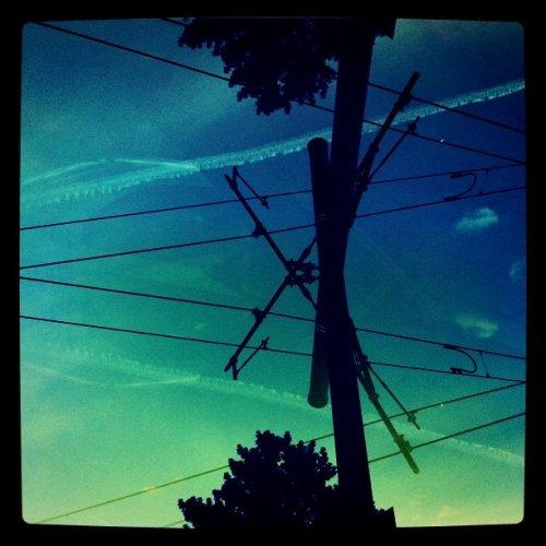Contrails & Cables
