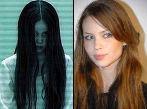 Then Vs. Now: Daveigh Chase who played Samara, the little girl from The Ring