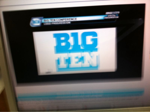 New terrible Big Ten logo
