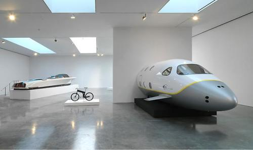 MARC NEWSON: Transport