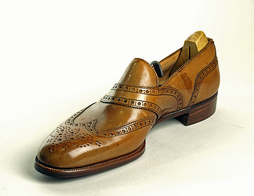 Brogues from WS Foster and Son