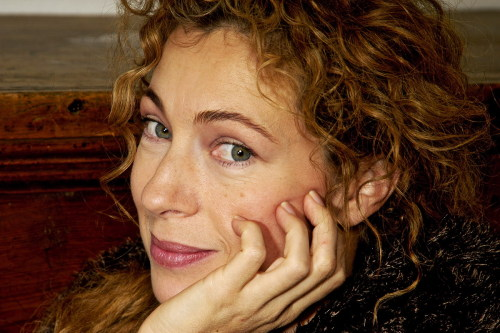 whospam:  Alex Kingston - River Song  Call me conceited but I look pretty good here.
