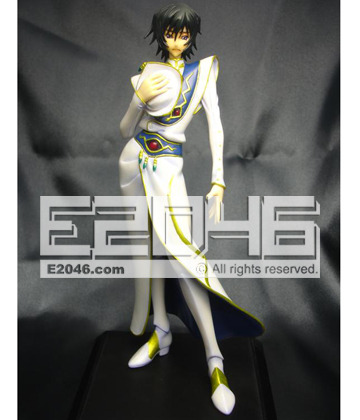 I already have you Lelouch, I don't need another one.