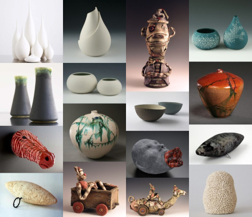 It's Tumblr Tuesday, time to recommend Ceramics Now on Tumblr directory. We're the only website on Tumblr community that features ceramic artists around the world. (.)