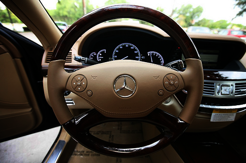 soon to be #teambenz