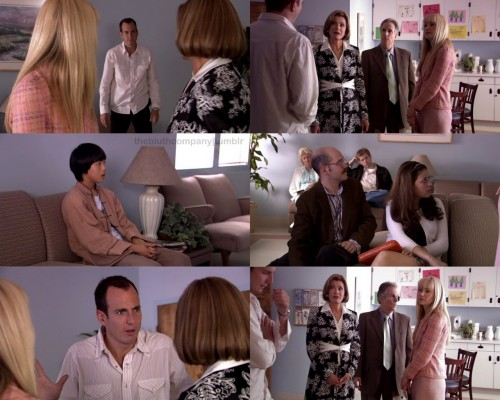 Gob: I'm in charge now. I speak for this family. I mean … I could if you wanted me to. I'd rather not, obviously. Don't know what I'd say. Why do I have to be the one? I don't need this. Why does this have to become my problem? No, I'm out. Forget it. Find somebody else. I'm sick of it. I'm sick of doing everything for this family.