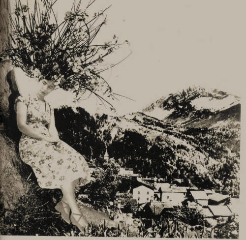 Photomontage by Grete Stern from adski_kafeteri