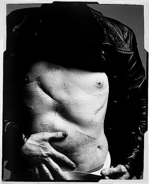sweet belly Andy Warhol.