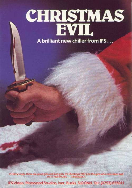 Christmas Evil (aka You Better Watch Out)