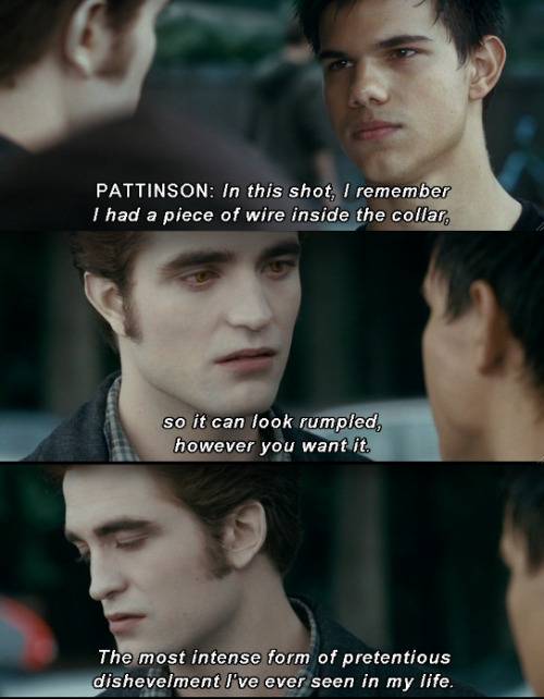 shipsanddip:  #nobody hates twilight more than robert pattinson