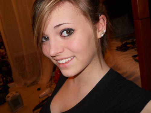 get a clitoral hood piercing. girlfriend Clit Piercing clit