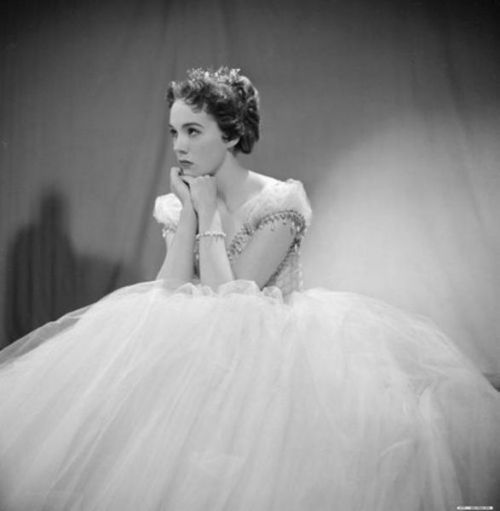 Julie Andrews as Cinderella C. 1950s
