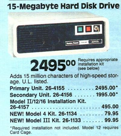 15 MB Hard Drive for $2500?!? Oh how far we have come! Think about it…this is enough to hold like 2 or 3 MP3s http://fortheluls.com/2010/12/16/15mb-hd-for-2495/