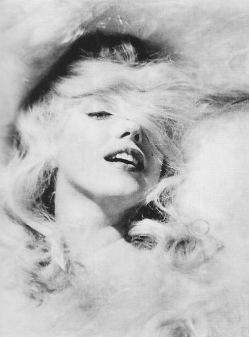 Arthur Millers favorite photo of Marilyn by Jack Cardiff