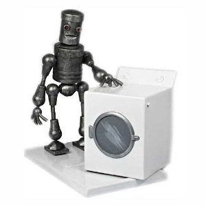 For the Robot / Robot Chicken Lover in your family.