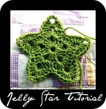 Jelly Wares: Jelly Xmas Star Tutorial