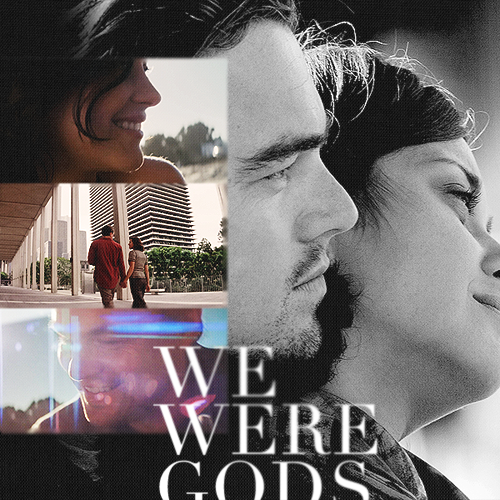 petitesavante:  We were gods.