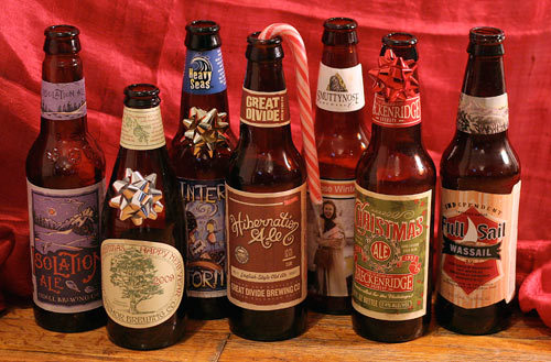 beeriety:  Serious Beer: Winter Warmers and Christmas Beers | Serious Eats More Winter beers for your shopping lists!  O tidings of comfort and joy!