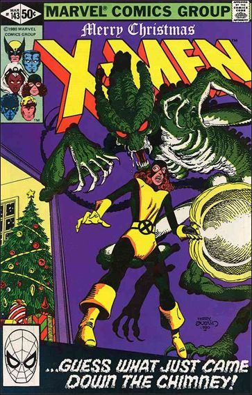 Uncanny X-men #143 (March 1981)Cover by John Byrne
