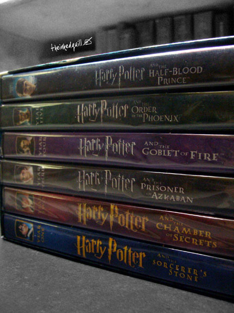 These are what I was referring to days ago… Can't wait to watch 'em all! ;P