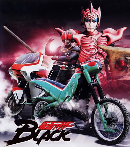 Bilgenia, Black Sun and his Rider Machines