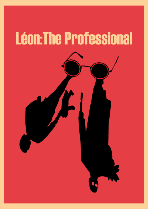 Leon (The Professional) by Kittitath Tanyavanish
