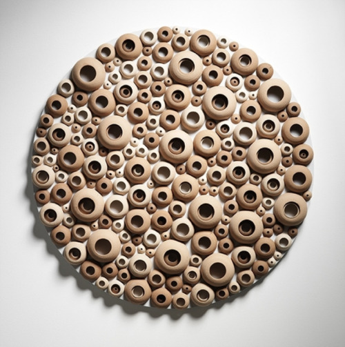 Matthew Chambers: DEconstruction - Wall piece