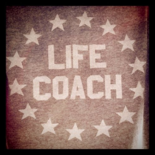 Life Coach (Taken with instagram)