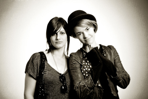 Uh Huh Her. Camila and Leisha ♥ Their music.