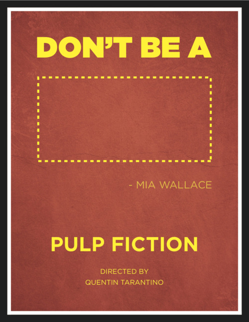Pulp Fiction by obladi-oblada