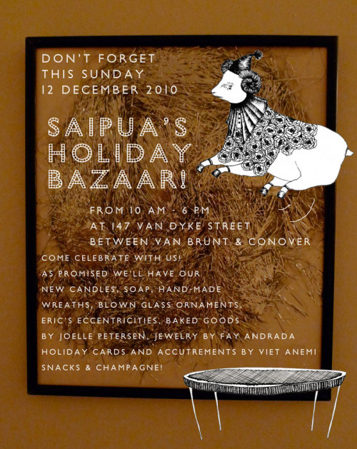 event inspiration from saipua
