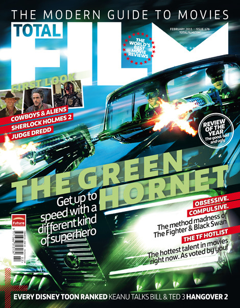 Total Film Issue 176 - On Sale Tuesday 21 December!