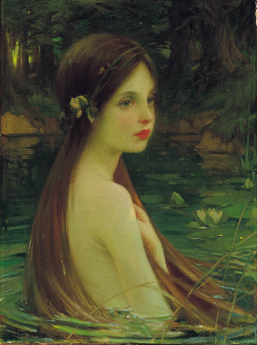 guinilde:  Waterbaby, Sir William Samuel Henry Llewellyn