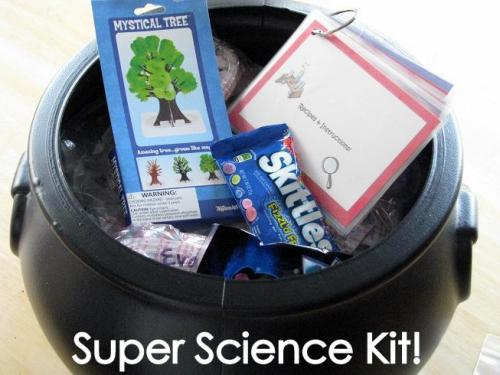 Science Kit from Gluesticks
