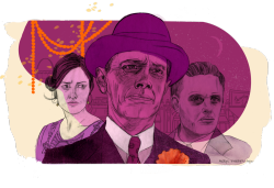 Boardwalk Empire by Meryl Stebel. (via merylstebel)