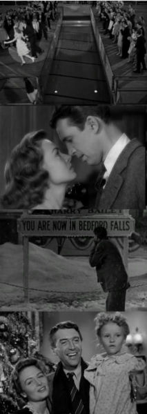 It's a Wonderful Life, 1946 (dir. Frank Capra) Just watched it for the twenty-first time.