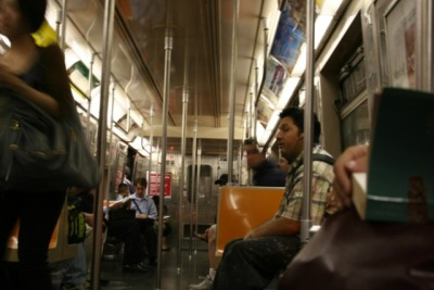 Underground: Literary Quotations on Subways Come to an end