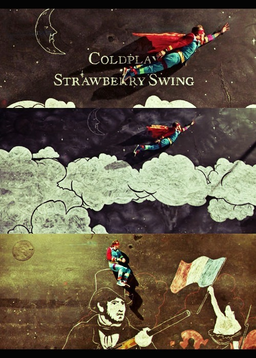 grritsestherr:  aartpixie:  strawberry swing | Tumblr on we heart it / visual bookmark #3901279  my favoritest music video. possibly ever. (: