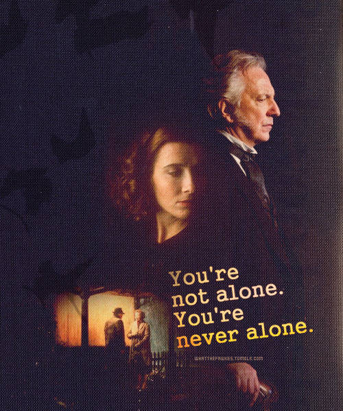 Alan Rickman & Emma Thompson | All time otp 'Listen to your heart before you tell him goodbye'